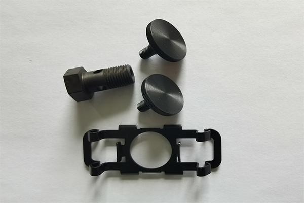 锌镍合金黑色 W26